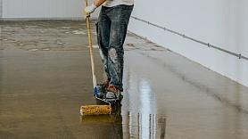 Kā izveidot epoksīda grīdu?