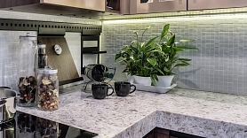 Kā tīrīt marmora virsmas?