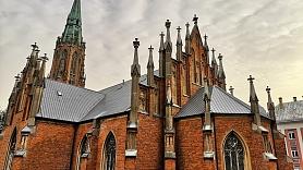 Neogotika arhitektūrā: Vēsture un mūsdienās izcilākie piemēri Latvijā