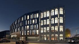 """Noslēgts būvniecības līgums par jaunās """"Zeiss"""" biroju ēkas būvniecību Mūkusalas Biznesa Centrā"""