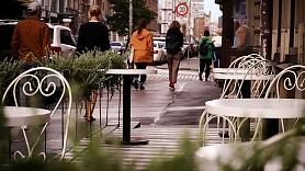 Rīgāatvieglos ielu tirdzniecības vietu un vasaras terašu saskaņošanu