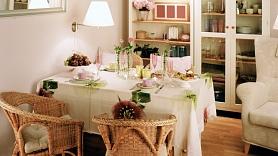 Romantisma stils interjerā: Kas tam raksturīgs un kā to ieviest savā mājoklī?