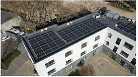 Saules elektrostacijas privātmājām un uzņēmumiem