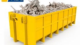 Vērtīgi padomi, izvēloties piemērotāko būvgružu konteineru tavam projektam