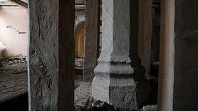 VNĪ: Atjaunots Rīgas pils kapelas sākotnējais plašums, rasts risinājums hipokausta krāsns saglabāšanai