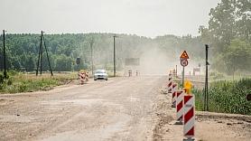 LVC: 60 valsts ceļu objektos būvdarbi jau ir pabeigti, vēl 133 tie turpinās; apstājies būvdarbu cenu kritums
