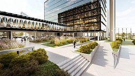 """Paraksta vienošanos par ofisa ēkas """"Elemental Skanste"""" būvniecību"""