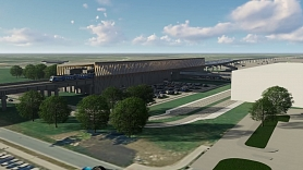 """""""Rail Baltica"""" projekta ietvaros septembrī uzsāks jauna ceļa izbūvi pie lidostas"""