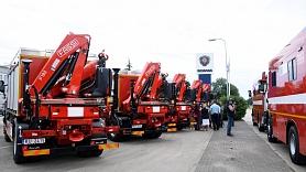 IeM pirks zemi Liepājā vietējā ugunsdzēsības dienesta darbības nodrošināšanai