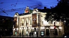 Nacionālā teātra fasādes atjaunošana un piebūves celtniecība Rīgas domei izmaksā 1,4 miljonus eiro