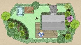 Astoņas bezmaksas dārza un ainavu dizaina plānošanas programmas