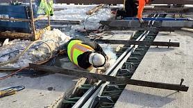 Būvniecība ziemā: priekšrocības un trūkumi