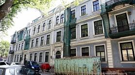 Būvnieks: VNĪ nav norēķinājies par Rakstniecības un mūzikas muzeja rekonstrukcijas būvdarbiem 500 000 eiro apmērā