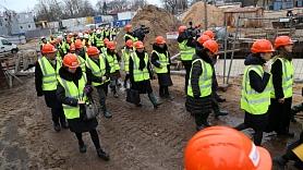 Konceptuāli atbalsta piedāvājumu būvniecības pakalpojumiem, elektroniskajām ierīcēm un metālizstrādājumu piegādēm piemērot reverso PVN