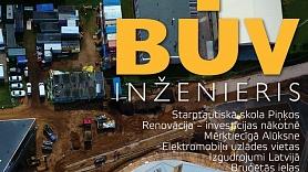 """Iznācis žurnāla """"Būvinženieris"""" augusta numurs"""