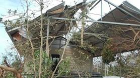 Kādus jumtus noplēsīs orkāns?