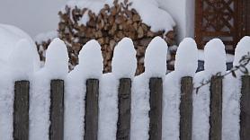 Kā sagatavot sētu ziemai?