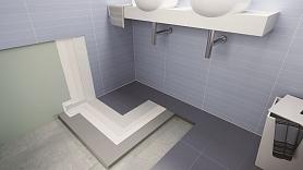 Laiks remontam vannasistabā