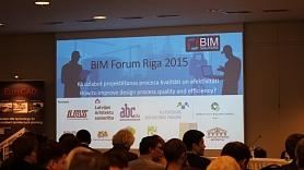 """Norisināsies konference """"BIM forums Rīga 2016"""""""