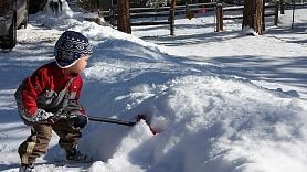 Padomi sniega tīrīšanai