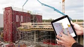 Plānošanas un pārraudzības programmatūra uzņēmējiem, kuri strādā ar monolītā dzelzsbetona konstrukcijām