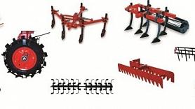 Plaša pielietojuma augsnes un dārza apstrādes tehnika – motobloks