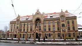 Līdz maijam restaurēs Rīgas 1.slimnīcas vēsturiskos vārtus un žogu