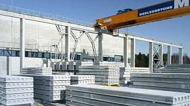 Stabila izaugsme betona, tērauda un stiklojuma būvkonstrukciju nozarē – gadu no gada UPB palielina jaudu