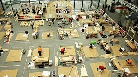 """Starptautiskā koka konstrukciju un jumta izbūves izstāde """"Dach+Holz"""""""