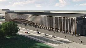 """Projekta """"Rail Baltica"""" būvniecība lidostas """"Rīga"""" teritorijā turpinās vairākās zonās"""