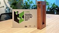 """Noskaidrota ilgtspējīgākā ēka konkursā """"Ilgtspējība arhitektūrā, būvniecībā 2021"""""""