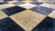 5 vienkārši un nedārgi veidi, kā uzlabot vecas, neglītas grīdas izskatu