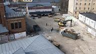 Āgenskalna tirgus sakņu paviljonu lemj demontēt, jo tam nav arhitektoniskās vērtības
