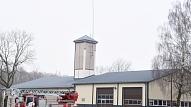 Amatpersonas: Renovētais Jelgavas ugunsdzēsēju depo uzlabos iedzīvotāju drošību