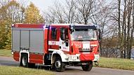 Atklās ar ASV atbalstu renovēto Jelgavas ugunsdzēsēju depo