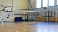 Atklāta par 107 985 eiro renovētā Dobeles Sporta skola