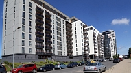 """Būvfirma """"Merks"""" sākusi jauna dzīvojamā kvartāla """"Merks Viesturdārzs"""" būvniecību"""
