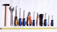 Darbarīki, kam jābūt tavā mājoklī