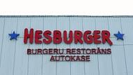 """""""Hesburger"""" investē 1,4 miljonus eiro jauna restorāna izveidē Liepājā"""