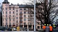 """Izsolē ar sākumcenu 1,66 miljoni eiro pārdos """"Gaismas pilij"""" pretī esošo ēku Kuģu ielā"""