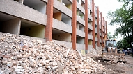 Jaunolainē šomēnes sāks īstenot vienu miljonu eiro vērtu daudzdzīvokļu mājas renovēšanas projektu