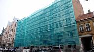 Jelgavā informēs par ventilējamās fasādes un logu montāžu