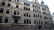 Marijas ielas grausta īpašnieki vienojušies par nama atjaunošanas tehniskā būvprojekta izstrādi