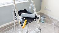 Metāla kāpnes un sastatnes – neaizstājams palīgs mājsaimniecībā un remontdarbos