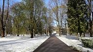 Meteoroloģisko funkciju veikšanai plānots piešķirt 150 kvadrātmetru lielu teritoriju Kronvalda parkā