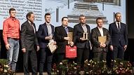 Noskaidrotas Gada labākās būves Latvijā 2017 (FOTO)