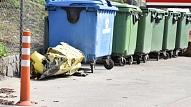 Ogrē par 117 114 eiro izbūvēta sabiedriskā tualete un šķiroto atkritumu konteineru novietne