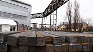 """Pašvaldība vēlas izsolē iegādāties daļu no """"KVV Liepājas metalurga"""" teritorijas"""