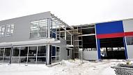 Rēzeknes SEZ izsola par 4,7 miljoniem eiro izveidoto ražošanas objektu