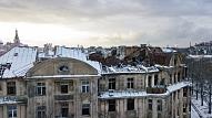 Rīgas dome pārņems Kalnciema ielas izdegušā grausta sakārtošanu, kuram pēkšņi mainījušies īpašnieki